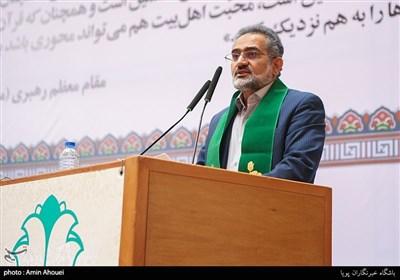سیدمحمدحسینی وزیر اسبق فرهنگ و ارشاد
