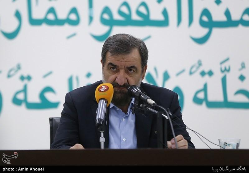 محسن رضایی: ایران در مبارزه اقتصادی با آمریکا پیروز میشود