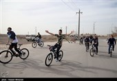 کرج  فرهنگ استفاده از دوچرخه باید در مدارس نهادینه شود