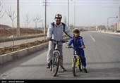 مسیرهای ویژه دوچرخهسواری در شیراز توسعه مییابد