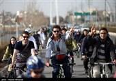 اصفهان| همایش دوچرخهسواری در هفته سلامت در اردستان برگزار میشود