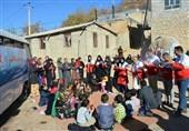 خرمآباد|تیم حمایت روانی هلال احمر لرستان به مناطق زلزلهزده کرمانشاه اعزام شد
