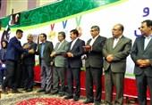 خرمآباد| قهرمانان و افتخارآفرینان ورزش لرستان تجلیل شدند