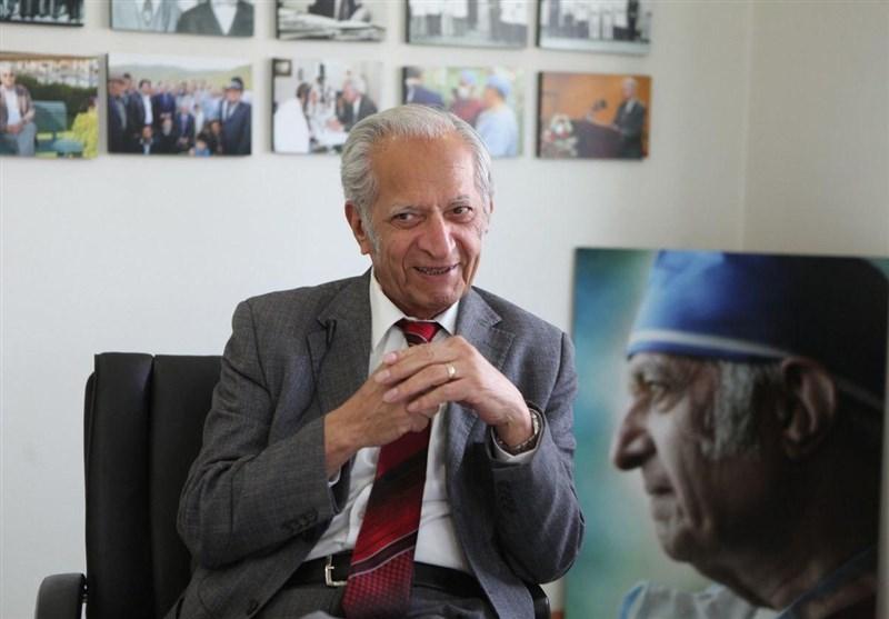 شیراز|پدر چشم پزشکی ایران در سن 82 سالگی فوت کرد
