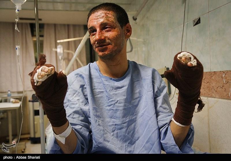 گلستان| 15 زخمی در حوادث چهارشنبه آخر سال در استان گلستان