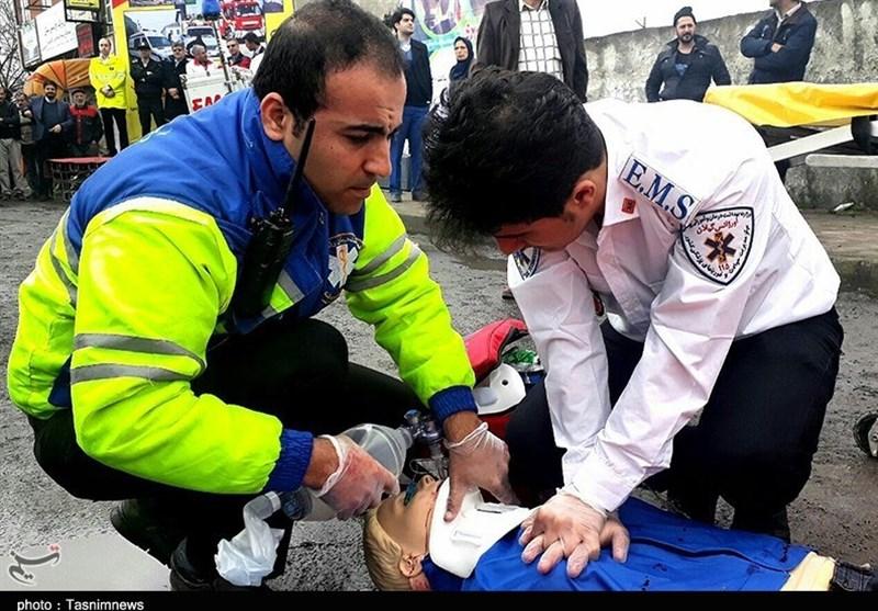 جزئیات خدمات به مصدومین سوانح و حوادث ترافیکی در بیمارستانها