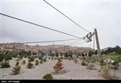 مازندران  وزش باد شدید در استان مازندران