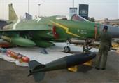 استقرار اسکادران هواپیماهای جنگی پاکستان در نزدیکی مرز افغانستان