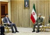 تکرار/ اعلام آمادگی ایران برای کمک مستشاری و امنیتی به افغانستان در مقابله با تروریسم