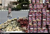 ارومیه| بیش از 50 هزار مواد محترقه در چهارشنبه آخر سال کشف شد