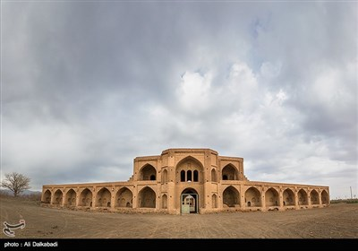 کاروانسرای تاریخی مهر