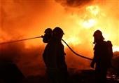خرم آباد 3 باب مغازه در خرمآباد دچار حریق شد؛ مهار آتش توسط آتشنشانان