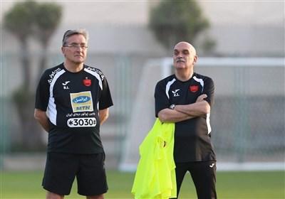 بازگشت برانکو و علیپور به تمرینات پرسپولیس و غیبت 2 بازیکن