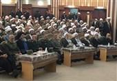 مراسم تودیع و معارفه نماینده ولی فقیه در سپاه برگزار شد