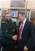 سردار باقرزاده: آمریکاییها هر چه سریعتر اطلاعات انسانی جنگ صدام علیه ایران را برگردانند
