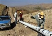 شبکه گازرسانی به روستاهای کوهدشت تکمیل میشود