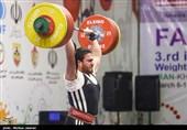 دومین روز تمرینات تیم وزنه برداری ایران در ازبکستان برگزار شد