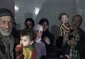 Dozens of Syrian Residents Leave Ghouta after Army Secures Routes