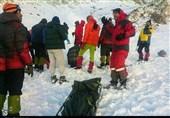 بانوی کوهنورد مشهدی در اشترانکوه جان خود را از دست داد
