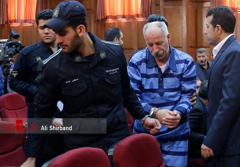 Cop Killer in Tehran Mob Attack Stands Trial