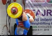 طرح استعدادیابی وزنهبرداری برای مسابقات جهانی در خراسان شمالی برگزار میشود
