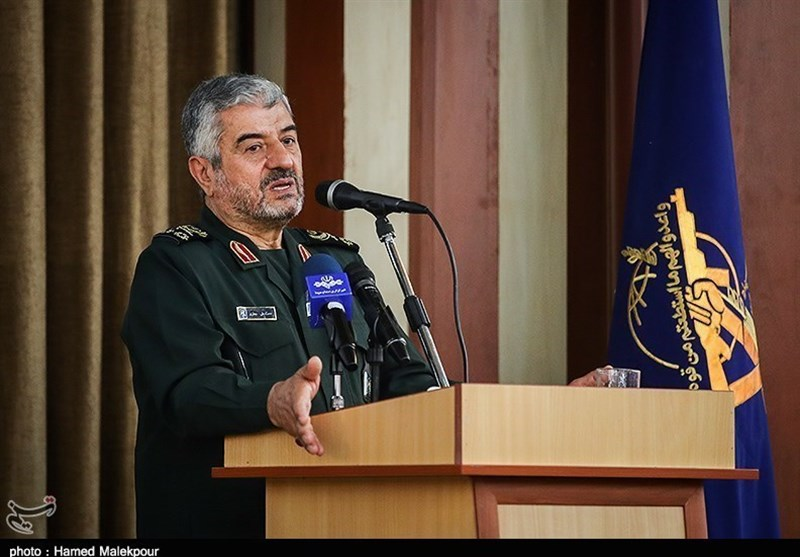IRGC Arises from, Relies on Iranian People: Commander