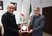 سجادی مشاور عالی رئیس کمیته ملی المپیک شد+ تصویر