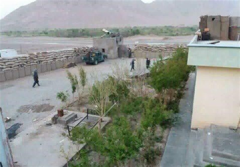 West Afghan City of Anar Dara Falls to Taliban