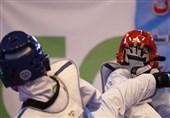 مسابقات انتخابی تیم ملی تکواندو زنان 29 دیماه برگزار میشود