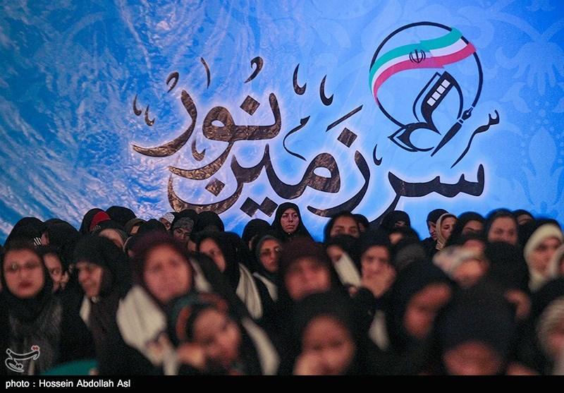 همایش روز ملی راهیان نور با حضور فرمانده کل سپاه در خرمشهر آغاز شد