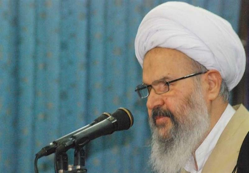 کاشان|سئوال از رئیس جمهور نشان اقتدار جمهوری اسلامی بود؛ آل سعود مجسمه اسلام آمریکایی است