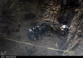 حافظه FDR هواپیمای ترکیهای با کمک مردم محلی پیدا شد