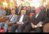 توافق وزیران خارجه ایران و پاکستان برای افزایش همکاریهای تجاری+تصاویر