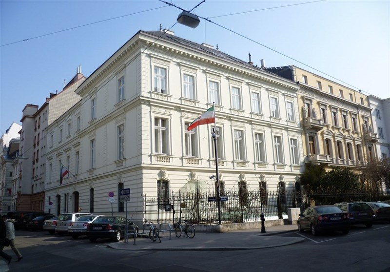Knife Attacker Shot Dead outside Iran Ambassador's Vienna Residence: Police