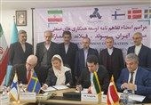 Finland, Denmark, Sweden Sign Cooperation Document with Iran's IDRO