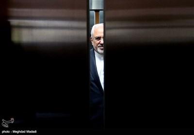 محمد جواد ظریف وزیر امور خارجه