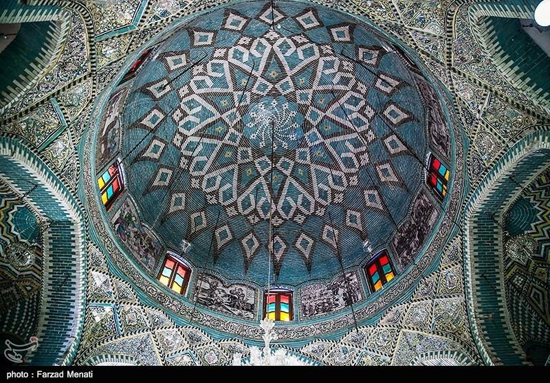 Tekyeh Moaven Al-Molk: A Historical Place in Iran's Kermanshah