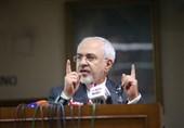 ظریف: ینبغی استمرار محاربة الارهاب حتى تحریر کامل الاراضی السوریة