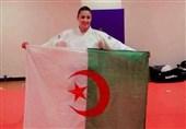 بطلة الجودو الجزائریة بلقاضی تنتصر برفضها مواجهة إسرائیلیة فی المغرب