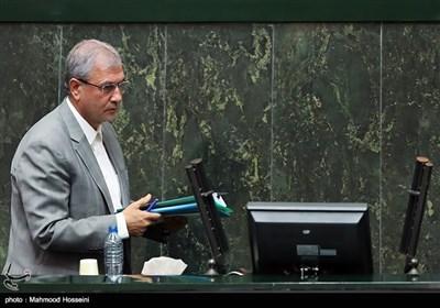 جلسه استیضاح وزیر تعاون،کار و رفاه اجتماعی