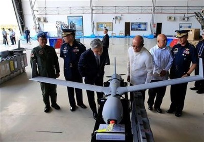 US Transfers Six Surveillance Drones to Philippines