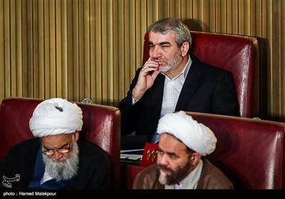 عباسعلی کدخدایی در مراسم افتتاحیه چهارمین اجلاسیه دوره پنجم مجلس خبرگان رهبری