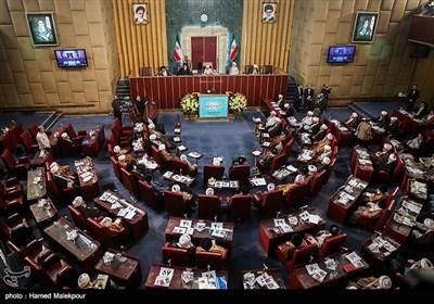 افتتاحیه چهارمین اجلاسیه دوره پنجم مجلس خبرگان رهبری