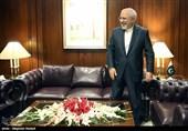 نشست ظریف با 5 وزیر آفریقای جنوبی