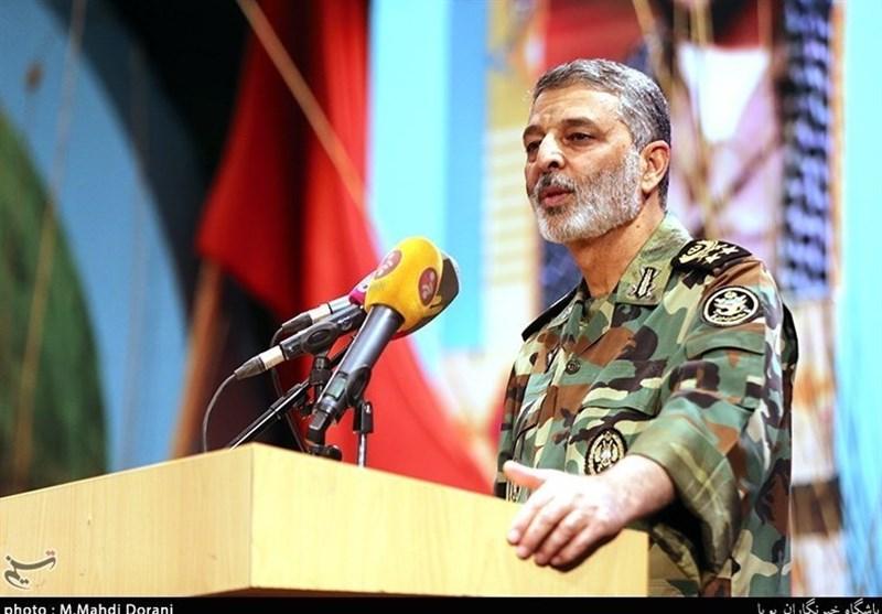 سرلشکر موسوی: قدرت پهپادی ارتش در زمان تحریم ظهور کرد/ لزوم توجه بیشتر به بودجه دفاعی