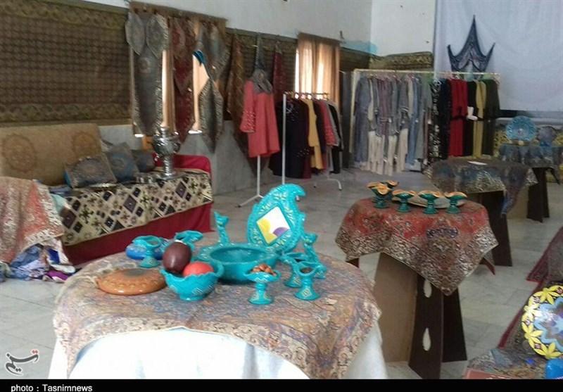 خوزستان| برگزاری دومین نمایشگاه مد و لباس ایرانی در امیدیه به روایت تصاویر