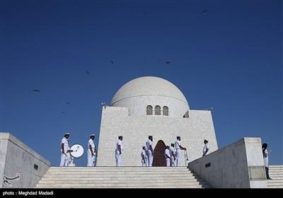 آرامگاه محمدعلی جناح قائد اعظم پاکستان - کراچی پاکستان