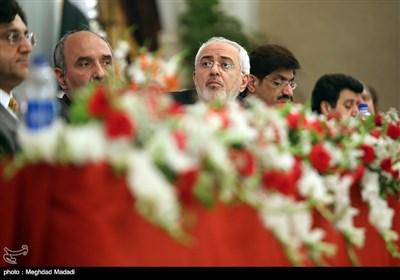 نشست اقتصادی ایران و پاکستان با حضور محمدجواد ظریف وزیر امور خارجه - کراچی