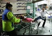 بیمارستانهای سوختگی در آمادهباش برای چهارشنبه پایان سال