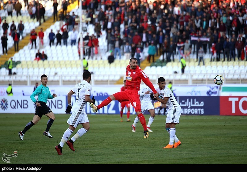 ACL: Iran's Tractor Sazi on Brink of Elimination